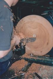 tournage sur bois